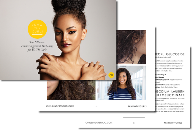 Know Thy Curls Review KT