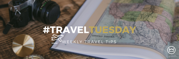 KT #traveltuesday Subscription