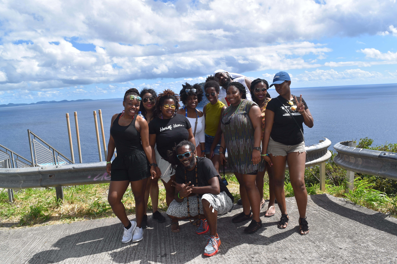 KT Girls Trip Martinique