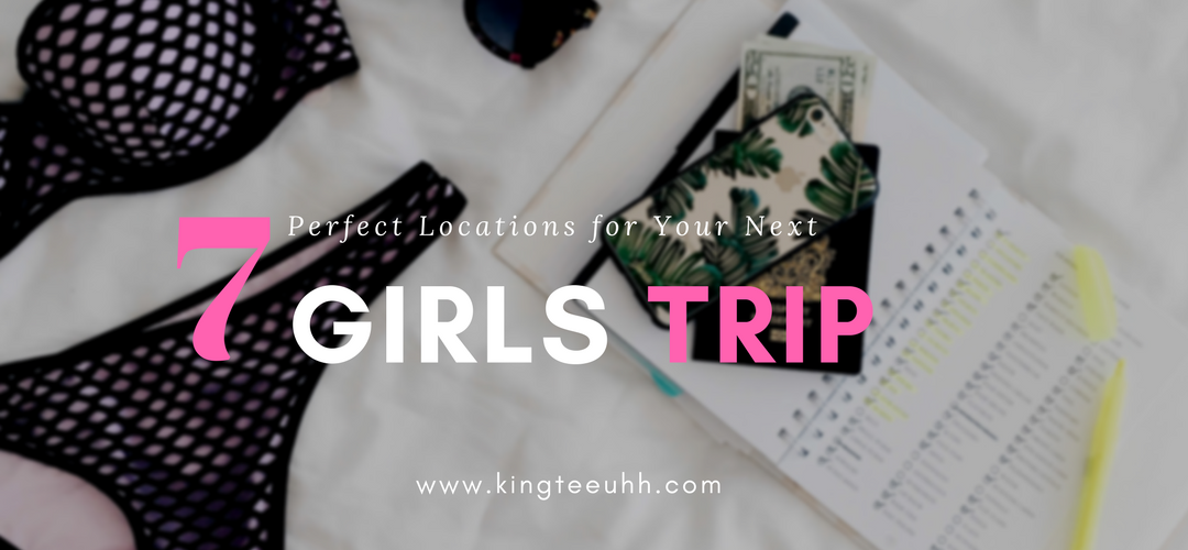Girls Trip Locations KT