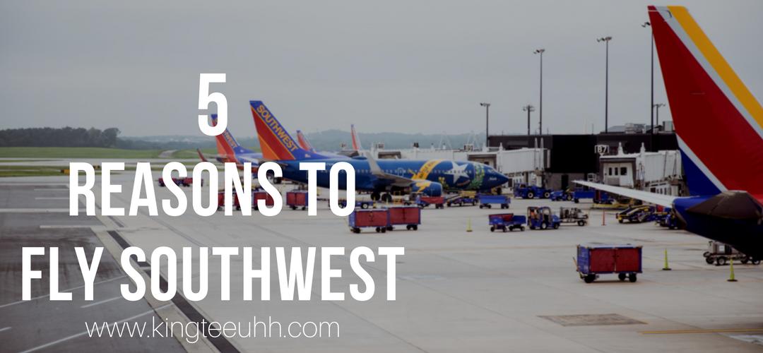 Southwest Airlines - KT
