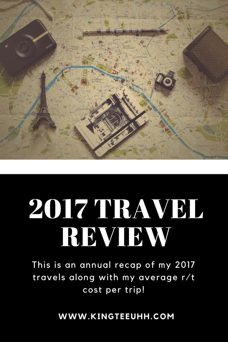 2017 Travel Review Pin