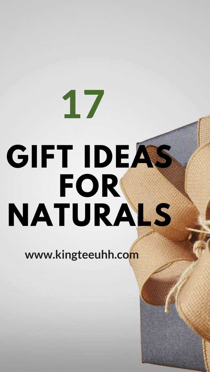 17 Gifts for Naturals Pin