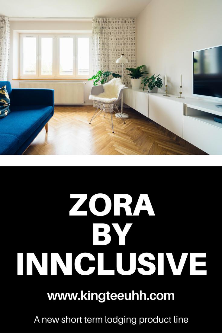 Zora Innclusive Pin